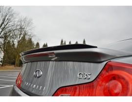 Infiniti G-Series G35 V35 MX Rear Wing Extension
