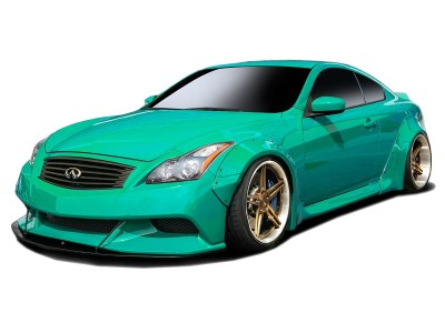 Infiniti G-Series G37 / Q60 Rocket Wide Body Kit