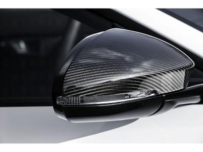 Jaguar F-Type Stenos Carbon Fiber Mirror Covers