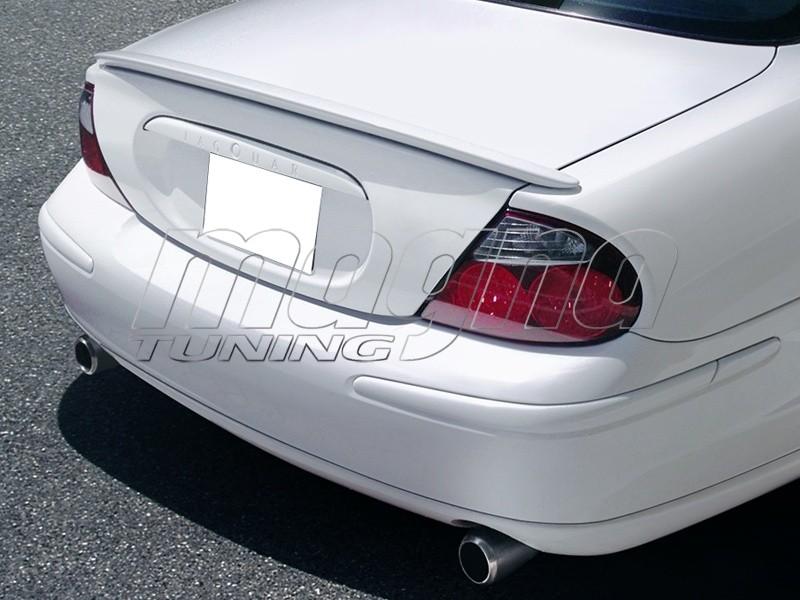 Jaguar S-Type Apex Rear Wing