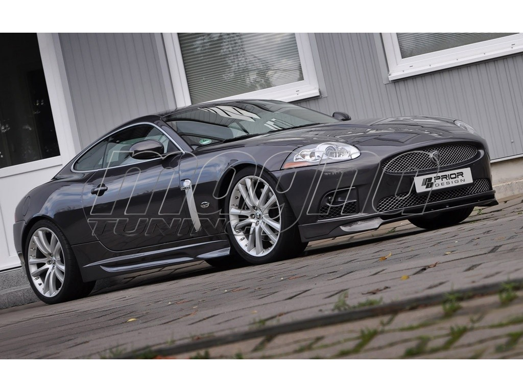 jaguar xk xkr x150 exclusive body kit. Black Bedroom Furniture Sets. Home Design Ideas