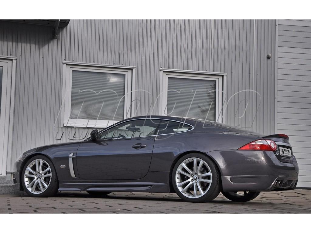 Jaguar XK/XKR X150 Exclusive Body Kit