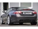 Jaguar XK/XKR X150 Exclusive Heckansatz