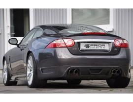 Jaguar XK/XKR X150 Exclusive Rear Bumper Extension