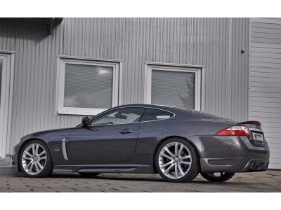 Jaguar XK/XKR X150 Exclusive Side Skirts
