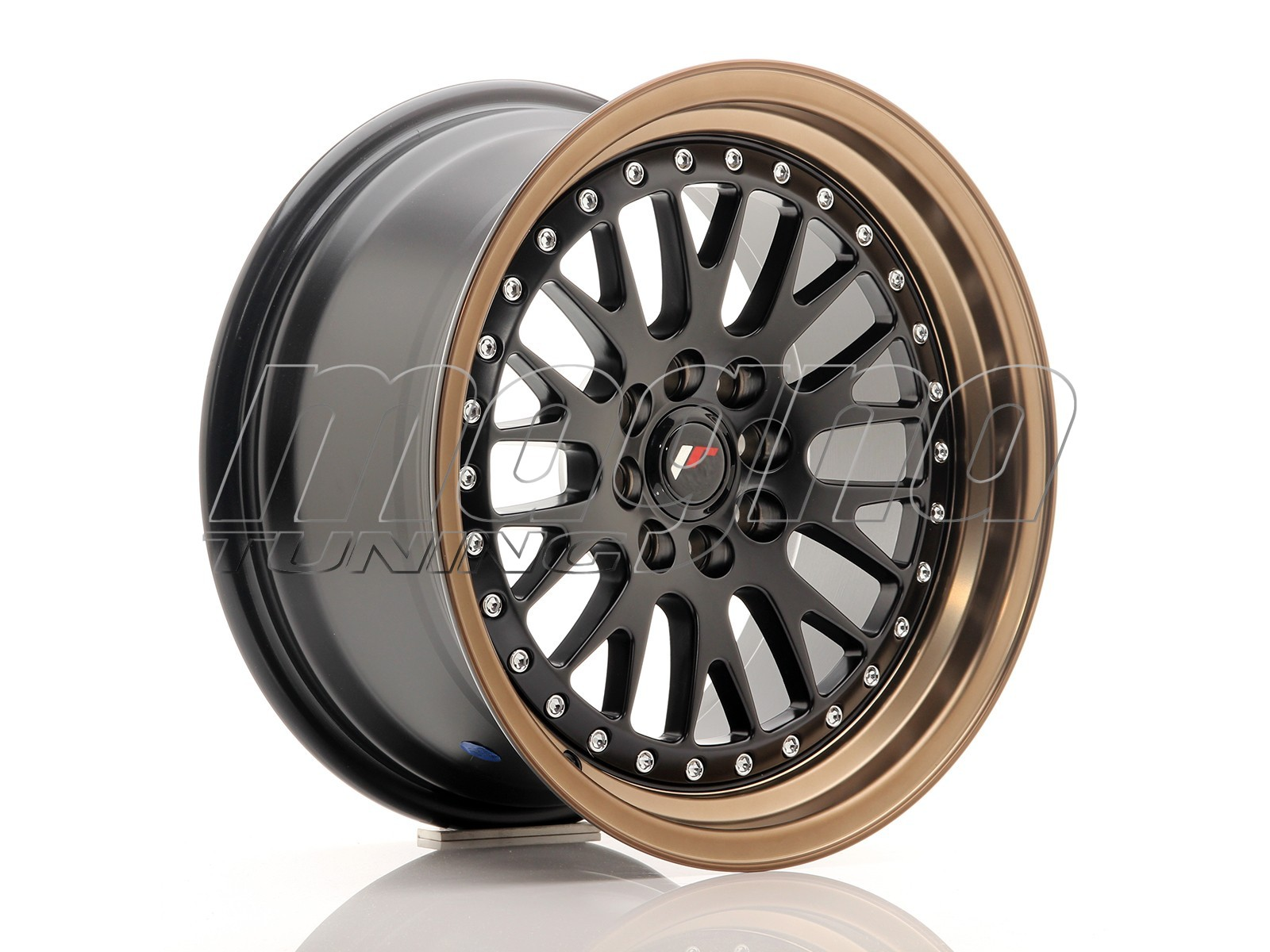 JapanRacing JR10 Black Bronze Felge