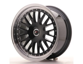 JapanRacing JR10 Gloss Black Wheel