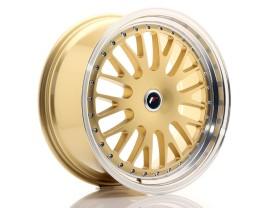 JapanRacing JR10 Gold Felge