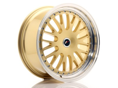 JapanRacing JR10 Gold Wheel