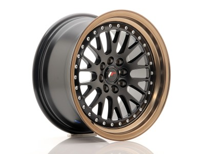 JapanRacing JR10 Janta Black Bronze