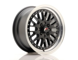 JapanRacing JR10 Matt Black Wheel