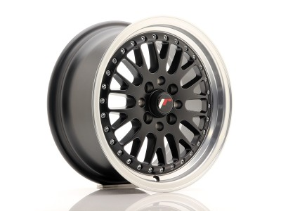 JapanRacing JR10 Matt Black Wheel