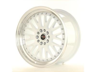JapanRacing JR10 White Wheel