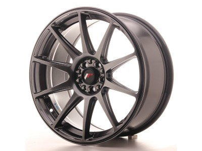 JapanRacing JR11 Dark Hyper Black Wheel
