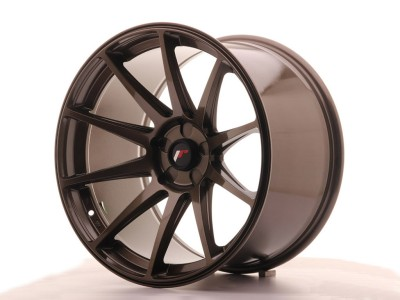 JapanRacing JR11 Glossy Bronze Wheel