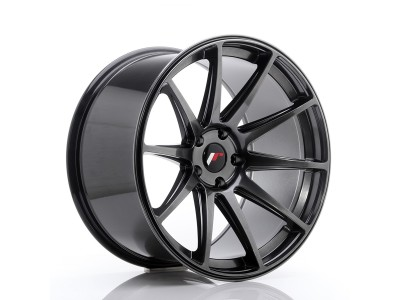 JapanRacing JR11 Hyper Black Wheel