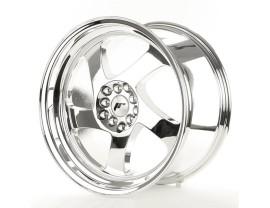 JapanRacing JR15 Vacum Chrome Wheel