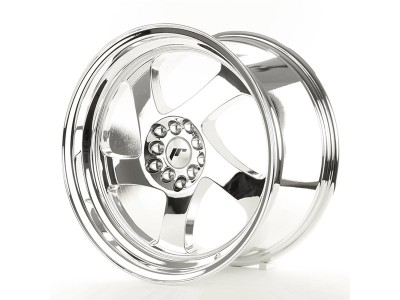 JapanRacing JR15 Vacum Chrome Wheel