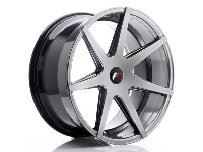 JapanRacing JR20 Hyper Black Wheel