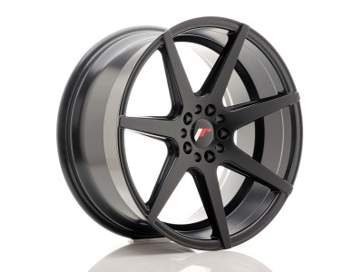 JapanRacing JR20 Matt Black Wheel