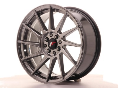 JapanRacing JR22 Hyper Black Wheel