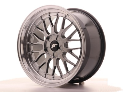 JapanRacing JR23 Hyper Black Wheel