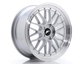 JapanRacing JR23 Hyper Silver Wheel