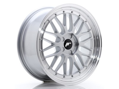 JapanRacing JR23 Hyper Silver Wheel