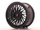 JapanRacing JR27 Glossy Black Wheel