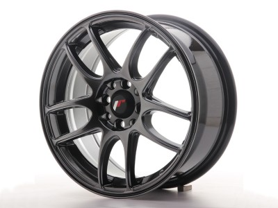 JapanRacing JR29 Hyper Black Wheel