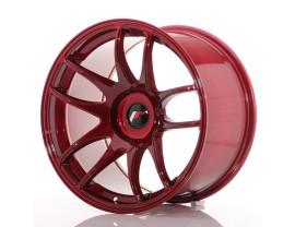 JapanRacing JR29 Red Wheel