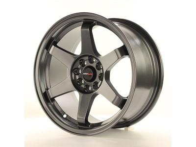 JapanRacing JR3 Dark Grey Wheel