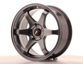 JapanRacing JR3 Dark Hyper Black Felge