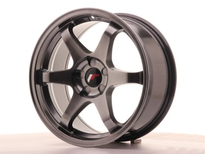 JapanRacing JR3 Dark Hyper Black Wheel