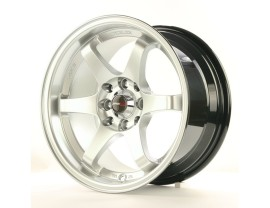 JapanRacing JR3 Hyper Silver Wheel