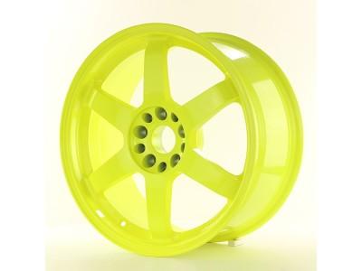 JapanRacing JR3 Lime Wheel