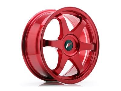 JapanRacing JR3 Platinum Red Wheel