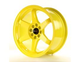 JapanRacing JR3 Yellow Wheel