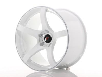 JapanRacing JR32 White Wheel