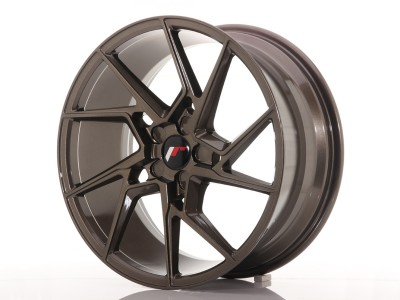 JapanRacing JR33 Bronze Wheel