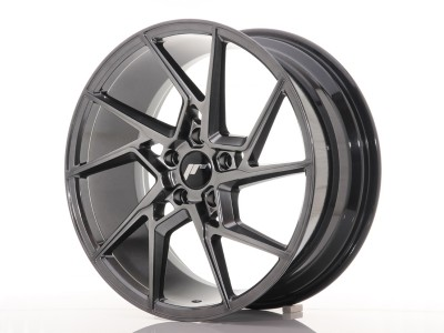 JapanRacing JR33 Hyper Black Wheel