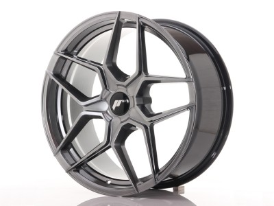 JapanRacing JR34 Hyper Black Wheel