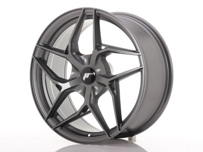 JapanRacing JR35 Gun Metal Wheel