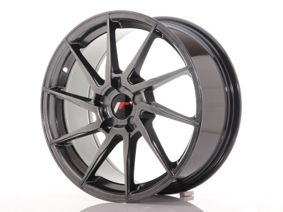 JapanRacing JR36 Hyper Black Wheel