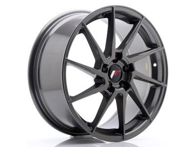 JapanRacing JR36 Hyper Gray Wheel
