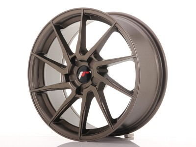 JapanRacing JR36 Matt Bronze Wheel