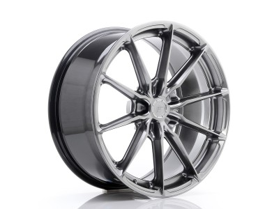 JapanRacing JR37 Hyper Black Wheel
