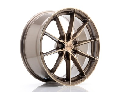 JapanRacing JR37 Platinum Bronze Wheel