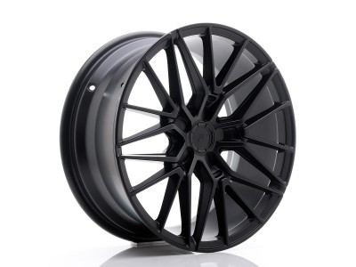JapanRacing JR38 Matt Black Wheel