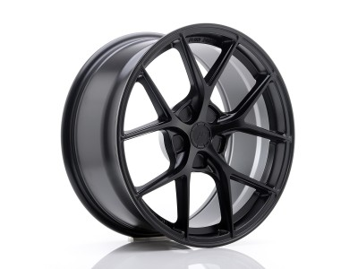 JapanRacing SL01 Matt Black Wheel